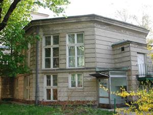 ehemaliger Hörsaal der Wiener Poliklinik